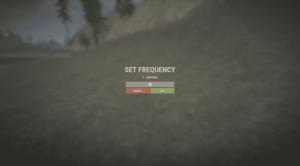 Изменение частоты на пейджере в Rust