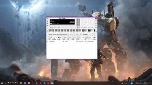 Пустая программа Midi Player