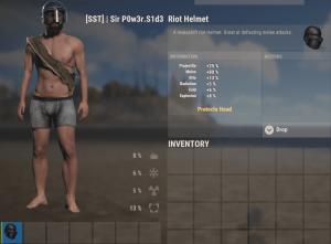 Шлем бунтаря в Rust