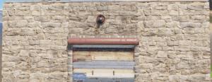 HBHF-датчик над гаражной дверью в Rust