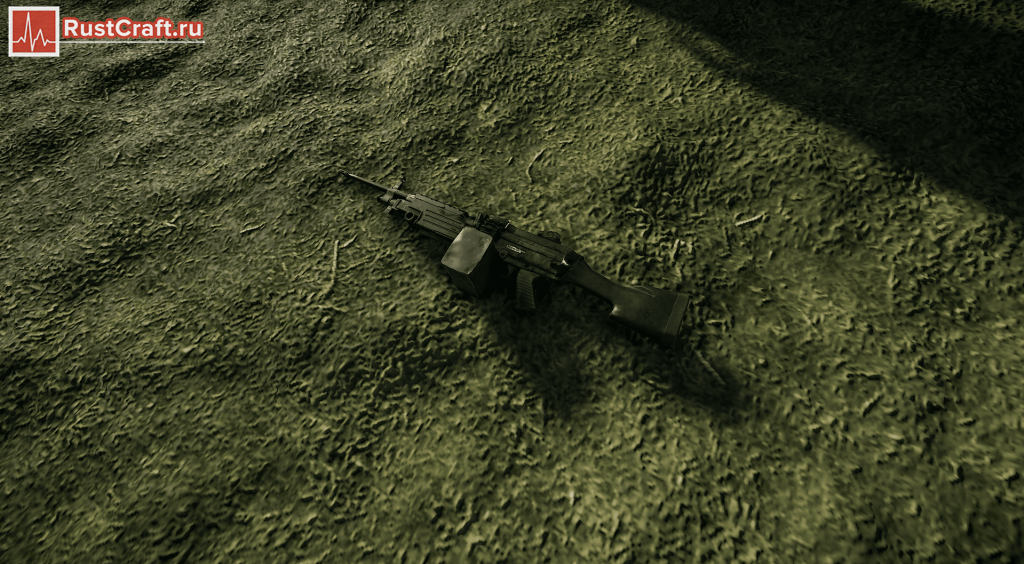 M249 в Rust