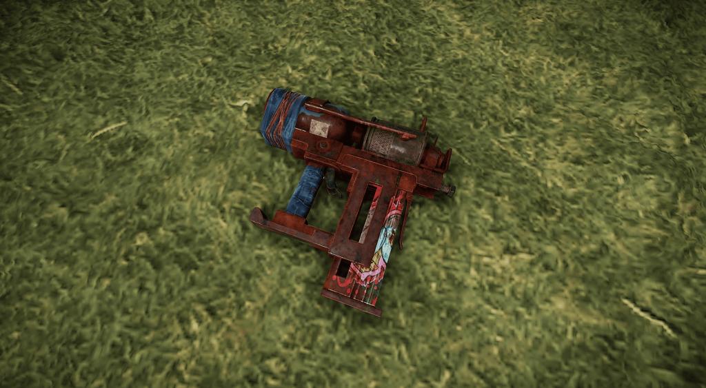 Гвоздемёт в Rust