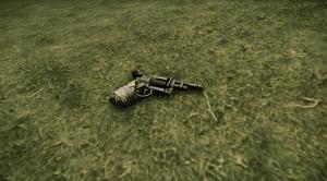 Револьвер в Rust