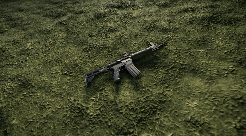 LR300 в Rust