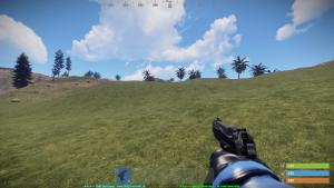 M92 в руках в Rust