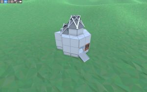 Дом для соло игрока с печкой