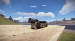 Корпус полуавтомата в Rust