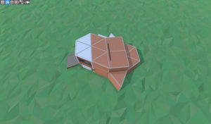 Крыша бункера для соло игрока