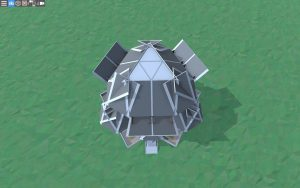 Крыша дома для 2-3 игроков