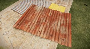 Листовой металл в Rust
