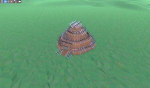 Металлический бункер
