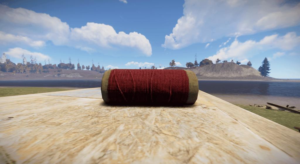 Набор для шитья в Rust