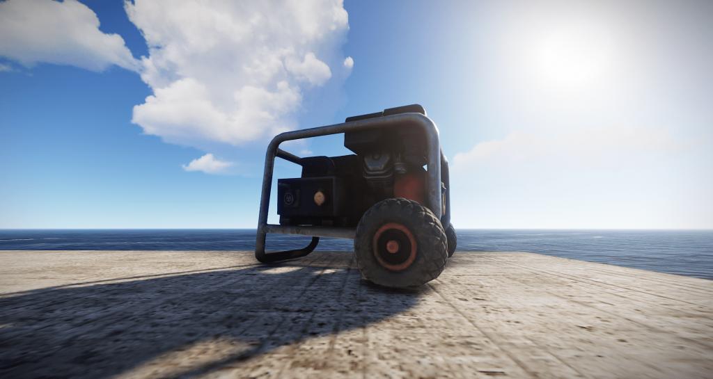 Переносной генератор в Rust