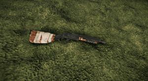 Помповый дробовик в Rust