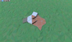Фундамент бункера для соло игрока