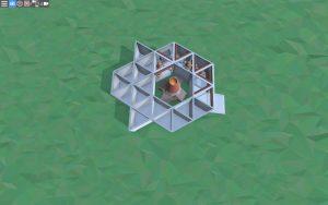 1 этаж дома для соло игрока