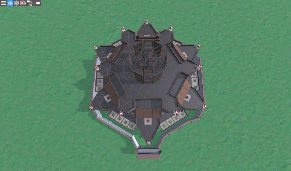 11 этаж клановой крепости