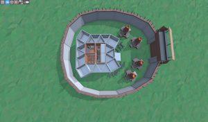 2 этаж дома для соло игрока