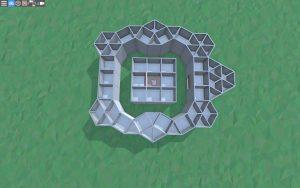 2 этаж форта для 2-3 игроков