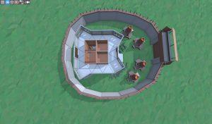 3 этаж дома для соло игрока