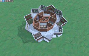 3 этаж дома для 2 игроков