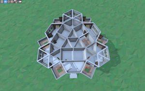 3 этаж дома для 2-3 игроков