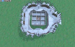 4 этаж форта для 2-3 игроков