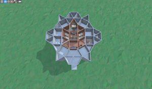 5 этаж дома-вышки