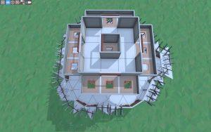 7 этаж форта для 2-3 игроков