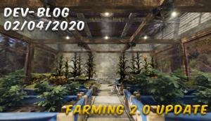 Dev-blog - Farming 2.0 update