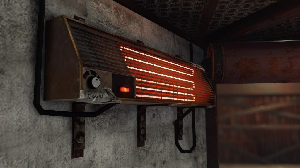 Электрический нагреватель в Rust
