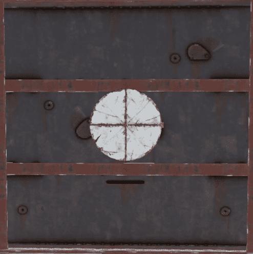 Вращающееся колесо в Rust