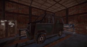 Двухмодульная пассажирская машина в Rust
