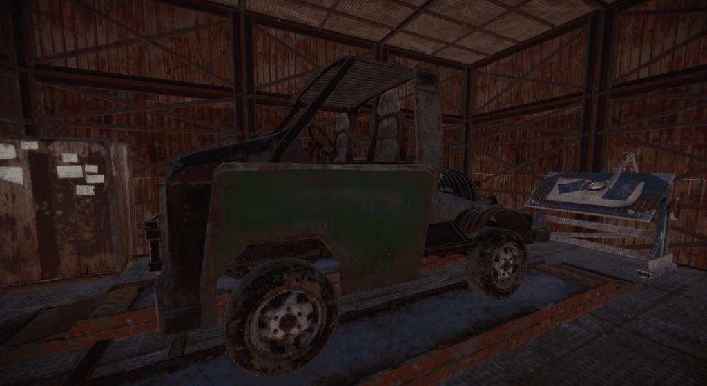 Двухмодульный суперкар в Rust