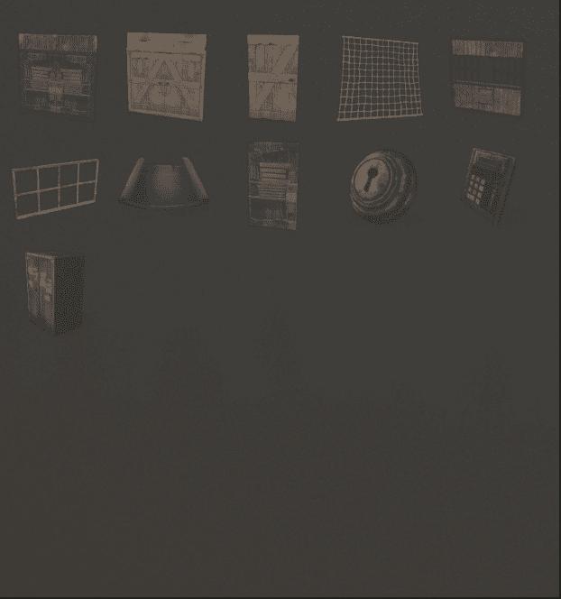 Изученные предметы из категории Конструкции в Rust