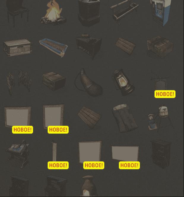 Изученные предметы из категории Объекты в Rust