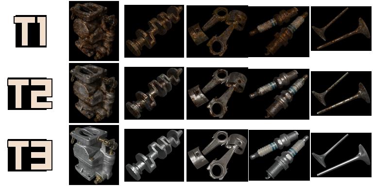 Компоненты двигателя в Rust