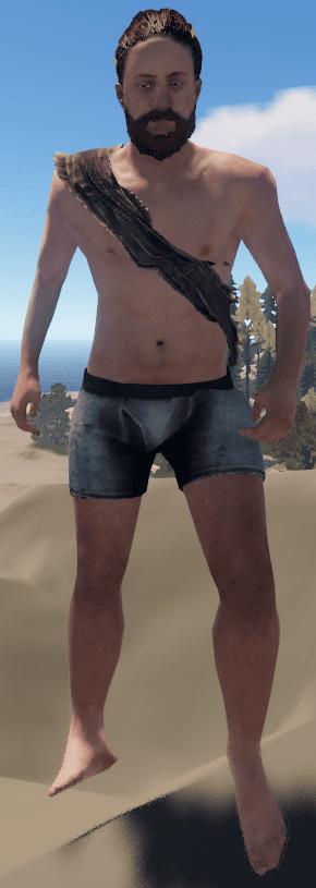Нижняя одежда в Rust