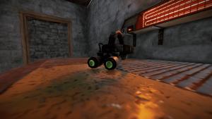 Прибор ночного видения в Rust