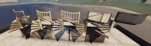Треугольные винтовые лестницы в Rust