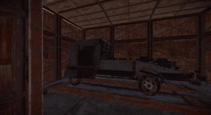 Трёхмодульный броневик в Rust