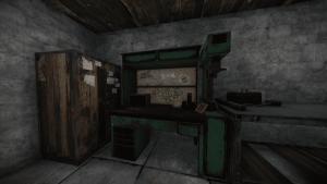 Верстак 3 уровня в Rust