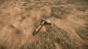 Каменный топор в Rust