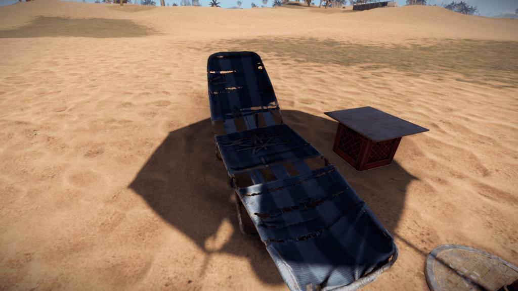 Лежак в Rust