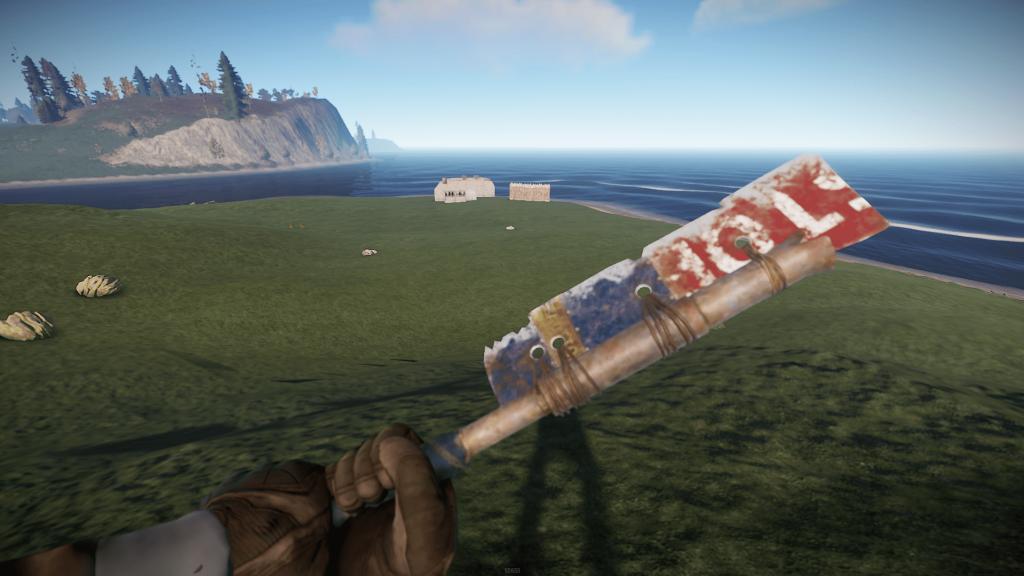 Самодельный тесак в Rust