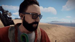 Солнцезащитные очки в Rust