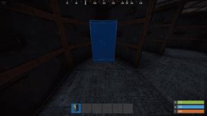 Установка шкафа в Rust