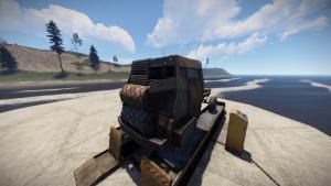 Бронированный модуль в Rust