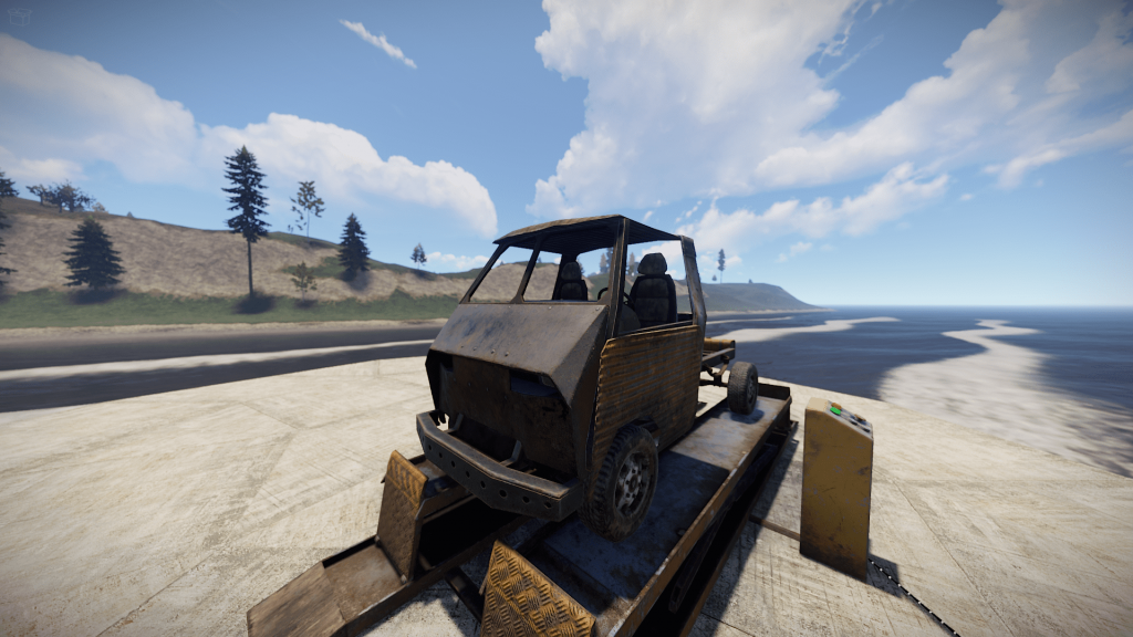 Водительский модуль в Rust