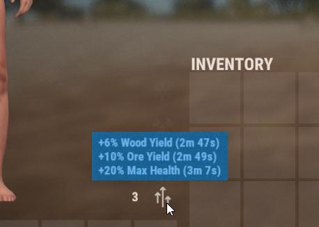 Время до конца усилений в Rust